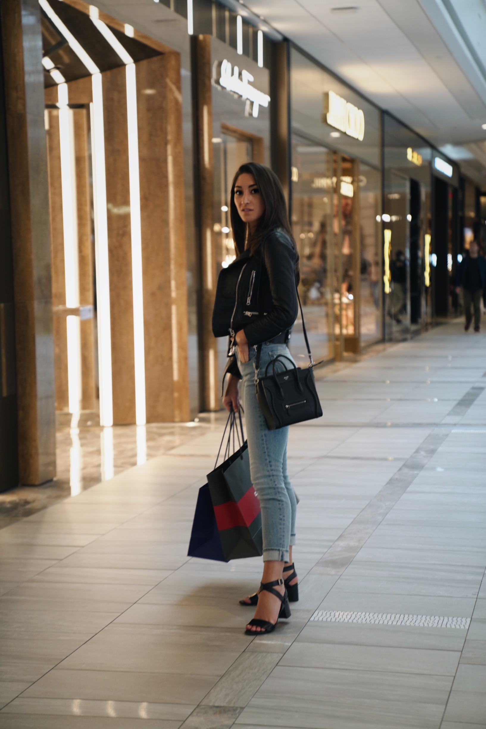 For Kira MacLean, Copley Place has quickly become her go-to shopping destination.