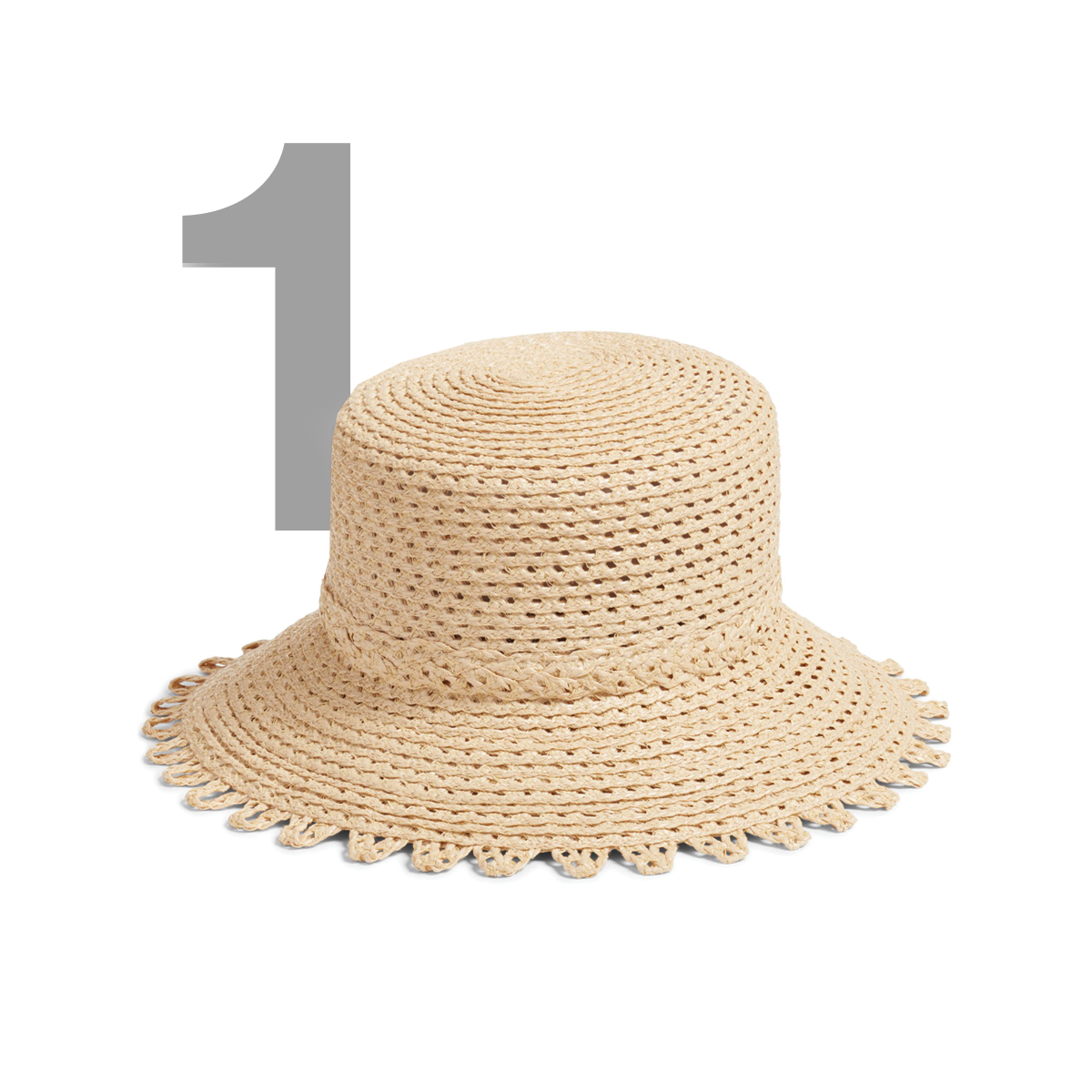 ERIC JAVITS Ibiza Squishee Bucket Hat, available at Nordstrom.