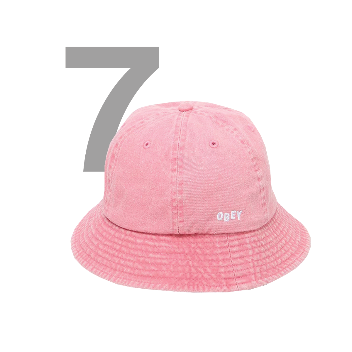 OBEY Decades Bucket Hat, available at PacSun